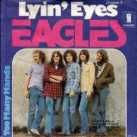 EAGLES - BIODISCOGRAFIA - VIDA TRAS LOS EAGLES VOL. I (1980-1985) - Página 4 Eagles-lyin_eyes_s_1