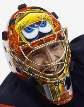GM Hockey open forum - What is your favourite goalie mask design, past or present? Year11week08