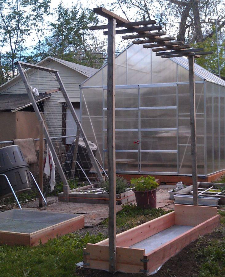 lets see your garden plan Clean-garden
