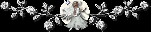 BON MARDI  Fleur-argent_1