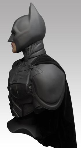 The Dark Knight Sonar Bust - Hollywood Collectibles Group Batman12