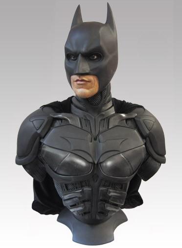 The Dark Knight Sonar Bust - Hollywood Collectibles Group Batman2
