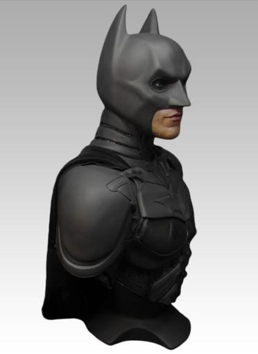The Dark Knight Sonar Bust - Hollywood Collectibles Group Batman4