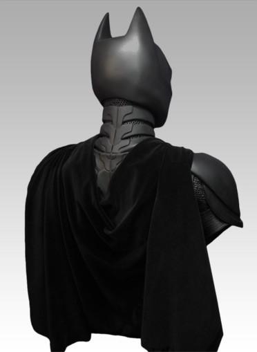 The Dark Knight Sonar Bust - Hollywood Collectibles Group Batman6