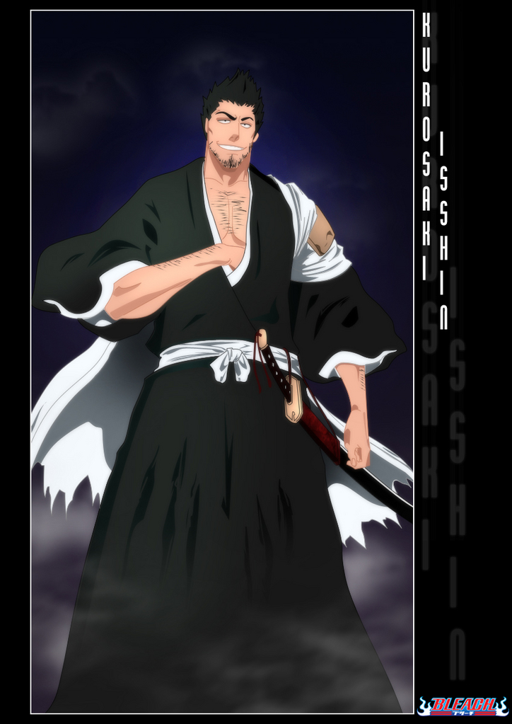 Peaceful Eternity [Private] Isshin-kurosaki