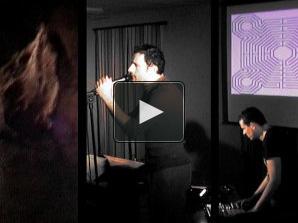 HOLLOWAVE : Musique et vidéo live (electro) Labyrinth