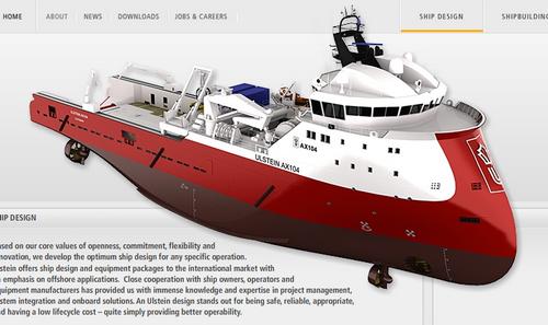 Sauvetage maritime au Maroc / service de recherche et de sauvetage  Ulstein