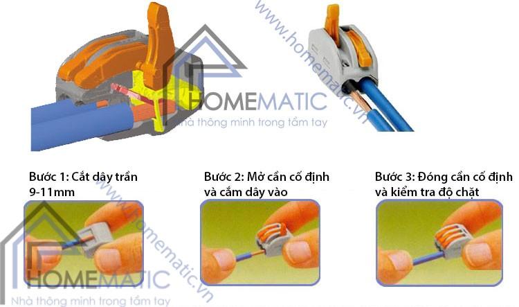 Diễn đàn rao vặt: Cút nối dây điện tiện lợi một đầu ra nhiều đầu Homematic_cut-noi-day-dien-khong-can-noi-day-khong-can-kim-bam-kv7743
