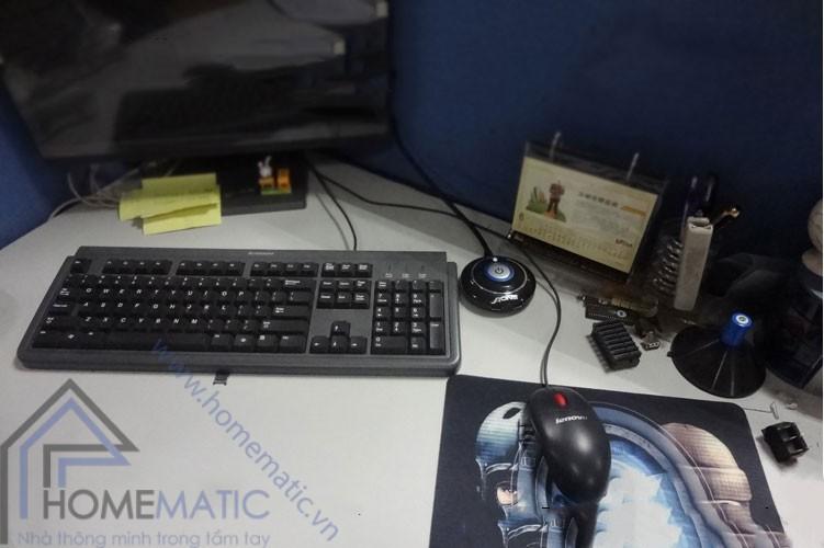 Diễn đàn rao vặt: Công tắc nguồn máy tính Homematic.vn_de-ban-tien-loi