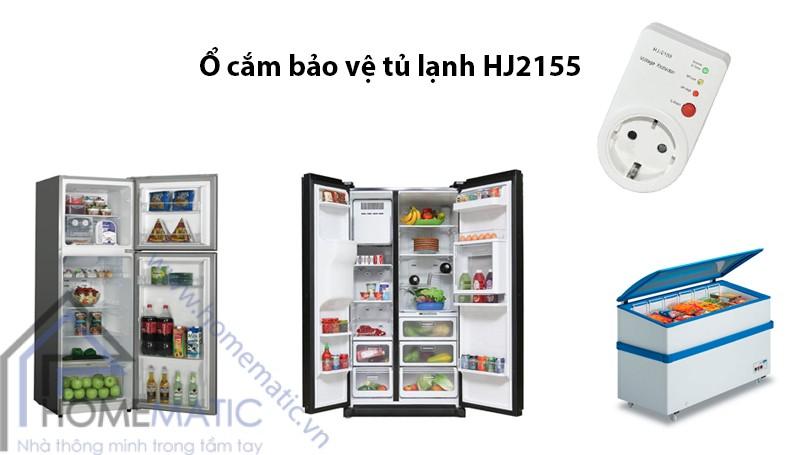 Diễn đàn rao vặt: Ổ cắm bảo vệ tủ lạnh Homematic.vn_o-cam-bao-ve-tu-lanh-hj21554