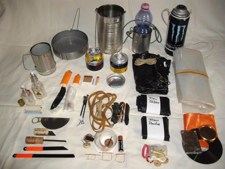 Mochila de 72 horas gasto cero o casi Free-Survival-Kit