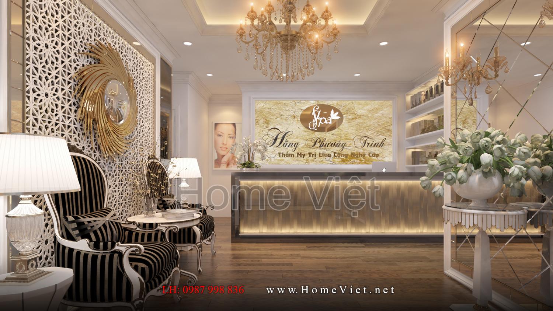 Định hướng thiết kế nội thất cho văn phòng năm 2017  Thiet-ke-noi-that-spa-minh-hang-home-viet-15