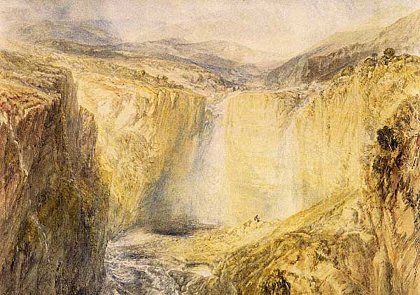 Joseph Mallord William Turner Fall_of_the_Trees_Yorkshire