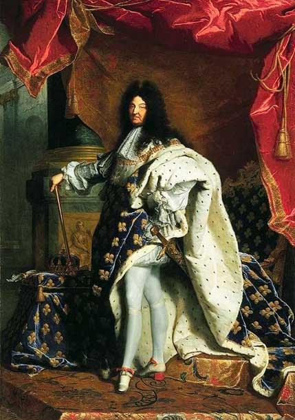 Projet X X ! Louis_XIV_of_France