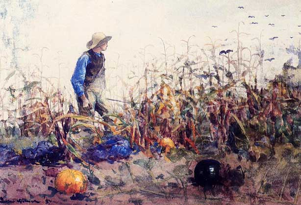 Roll to Dodge! - Page 12 Among_the_Vegetables_aka_Boy_in_a_Cornfield_1887