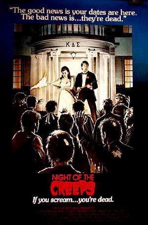 -Los mejores posters/afiches  del cine de terror y Sci-fi- Nightofthecreeps