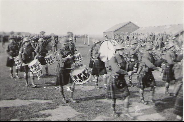 Kilts militaires WWII BlackWatch