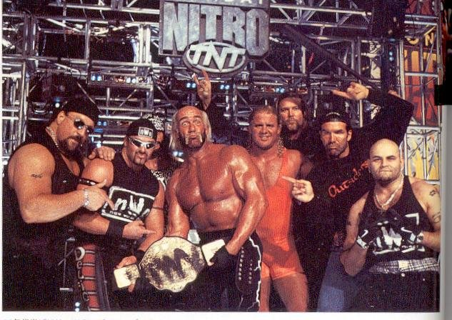 Historic Old School Wrestling Images Nwo-1z8pkzn