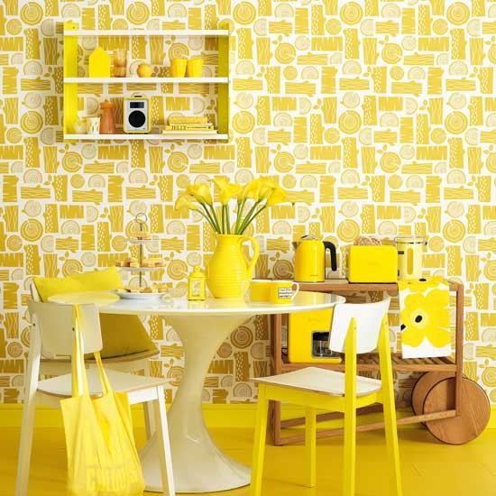 Tapete - Page 13 Retro-yellow-dining-room-Ideal-Home