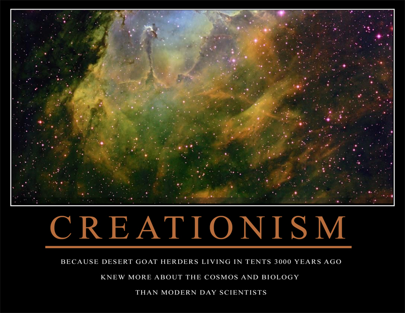 Garb Initiative 2.0, or Trolololol - Page 4 Creationismsmall