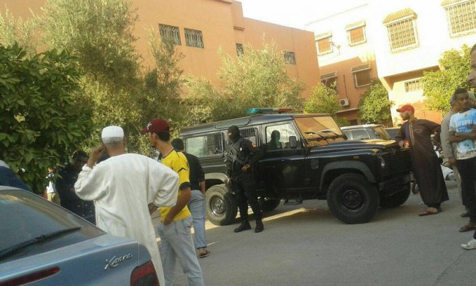 Moroccan Special Forces/Forces spéciales marocaines  :Videos et Photos : BCIJ, Gendarmerie Royale ,  - Page 12 Morakoch-696x418