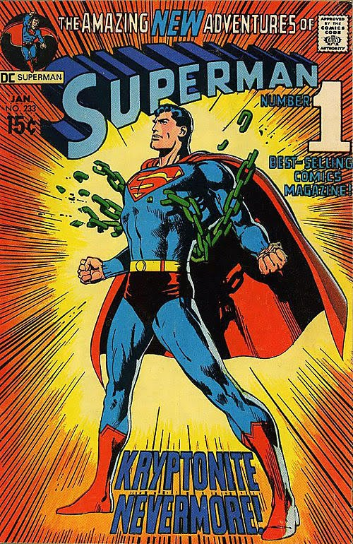 Classic Comic Covers - Page 2 Superman-233-cover-by-neal-adams