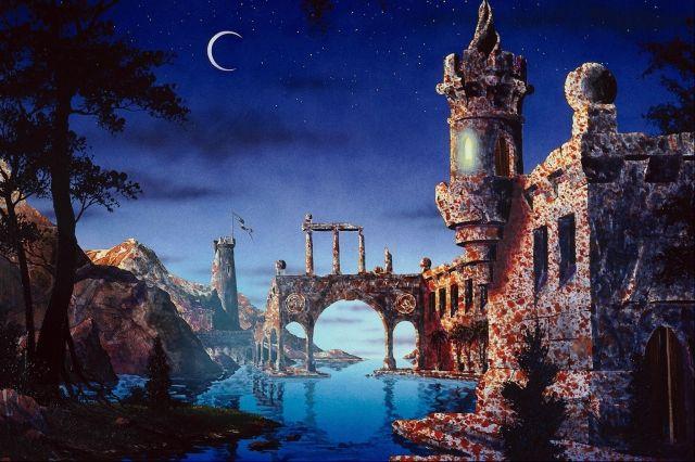 &&&&Un mundo de fantasia y ilusion&&&& Fmalhrad