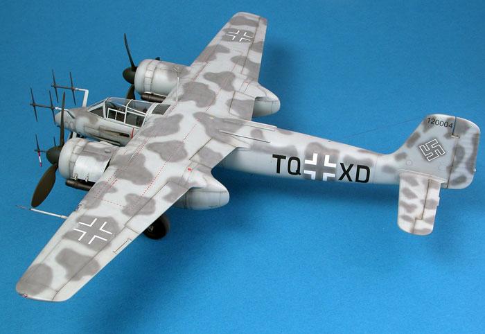 Revell-Monogram Focke-Wulf TA154A-0 Moskito Ta154bg_35