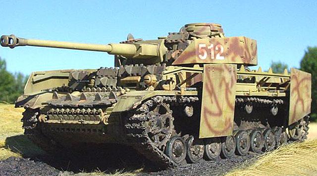 Tanques Alemanes de la II Guerra Mundial Panzeriv_icr01