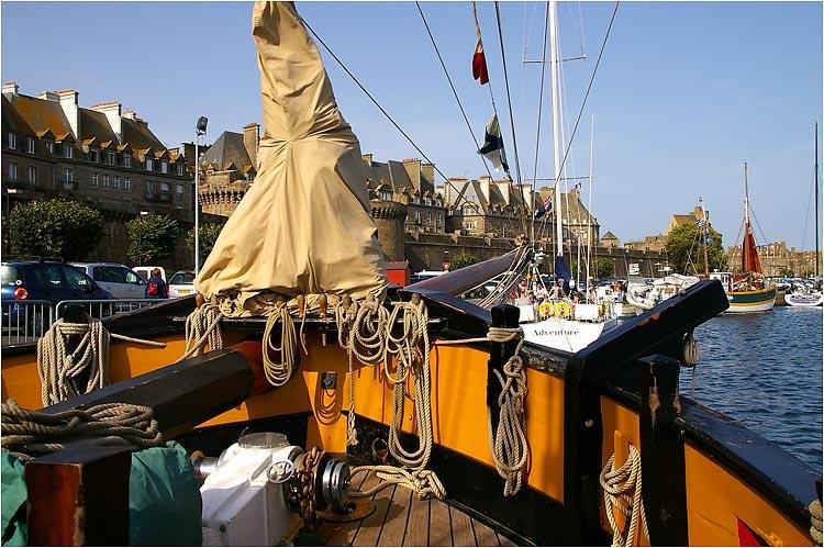 Saint-Malo [La cité Corsaire] - Page 3 Renard04