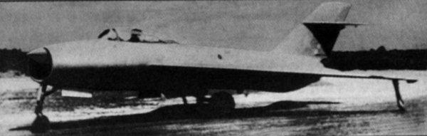 Lavochkin - avioni konstruktora Lavočkina La-190_01