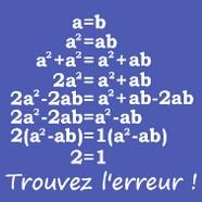 Vos blagues, pourries ou drôles, on accepte tout /sbaff Humour_math_erreur