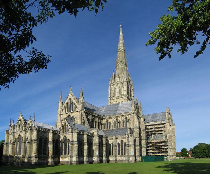 Građevine Salisbury