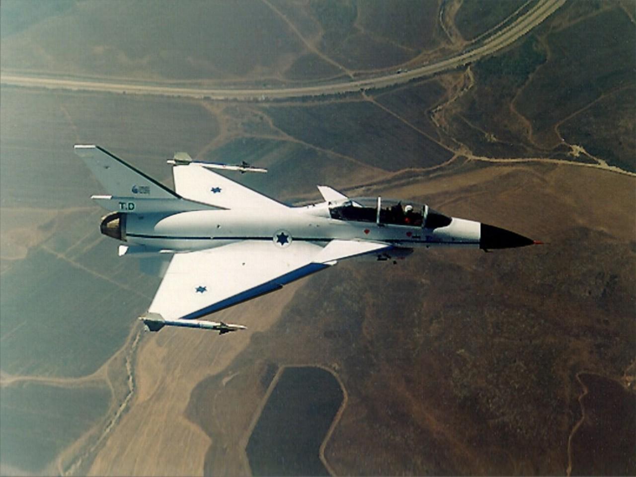 ( J-10 Vigorous Dragon ( F-10 Vanguard  Iai_lavi_atd_flight-01