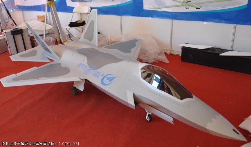 الطائره رافال..... اجمل طائره مقاتله!! - صفحة 4 Chinas-sac-j-19-stealth-fighter-jet