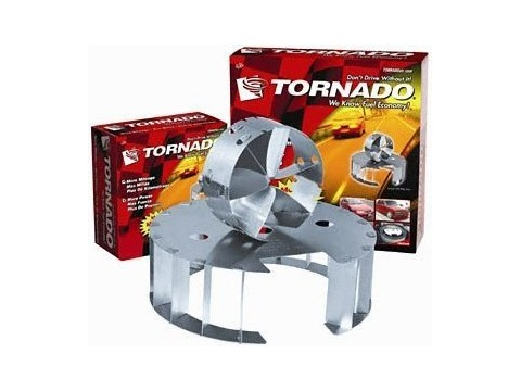 Silverback Carbs Tornadoair