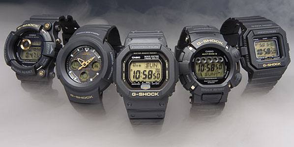 Drôles d'idées ! ... Les folies que vous font faire vos montres ? - Page 3 G-shock-25th-anniversary-1