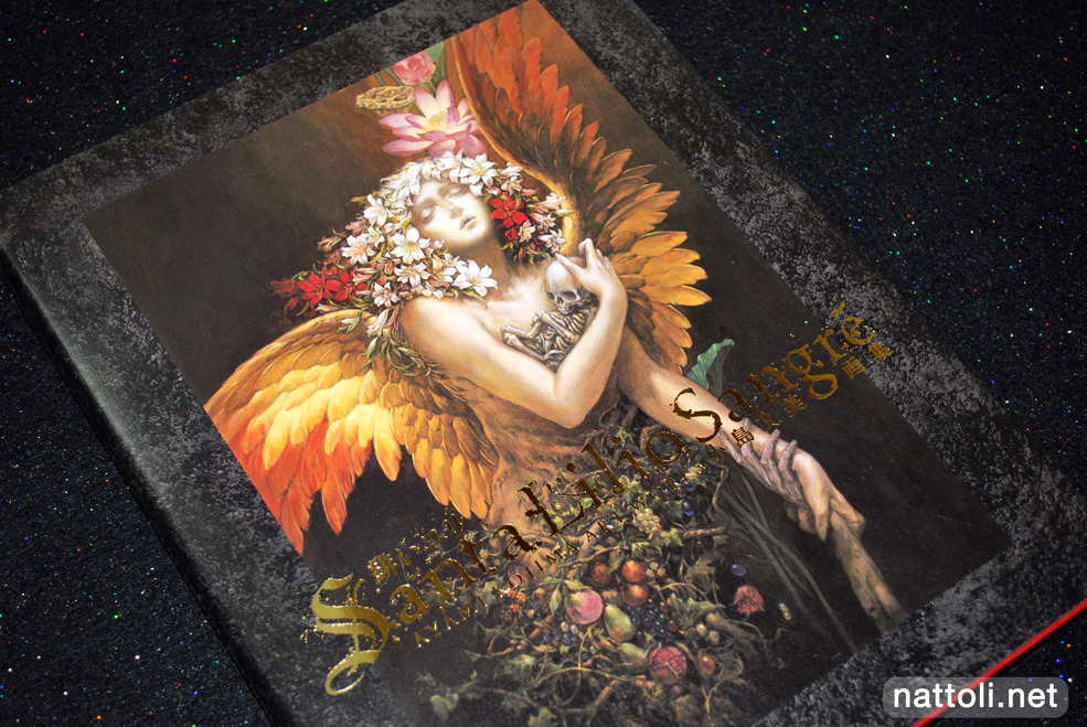 Vos Cadeaux de Noël Nattoli.net_photo_standard_art_books_artists_ayami_kojima_santa_lilio_sangre_ayami_kojima_works_1_6768_nat_preview-2cc31d9f