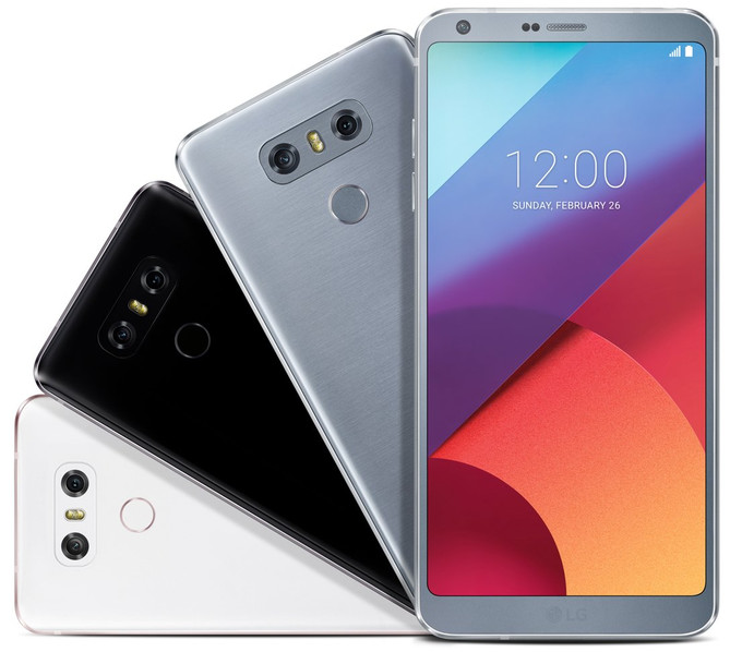 Here's the LG G6 in white, platinum, and black LG-G6-three-colors-leak-01