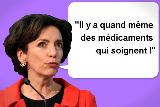 Les dix milliards de Marisol Touraine 1595707-des-medicaments-qui-soignent