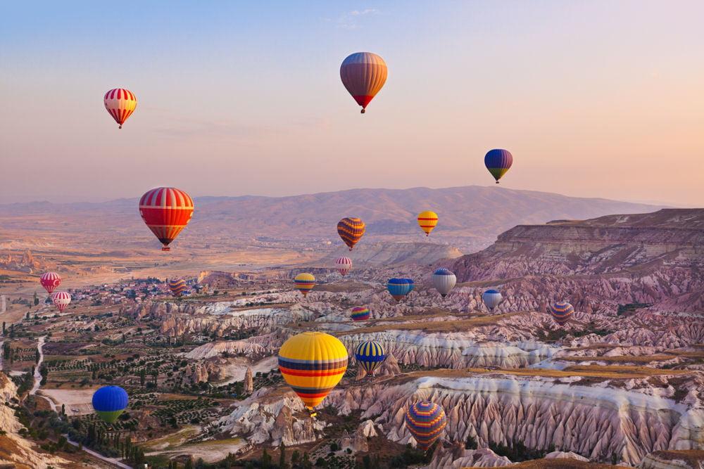 Bon Mercredi 2247181-la-cappadoce-turquie