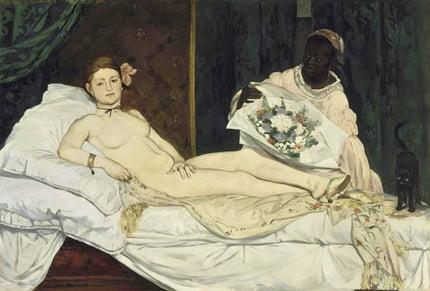Edouard Manet 824129-olympia-la-scandaleuse-l-analyse-du-tableau