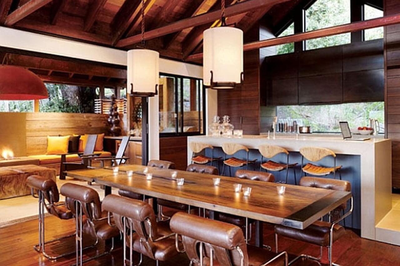 ديكورات عصرية لغرف الطعام لأوقات عائلية لا تنسى 825807