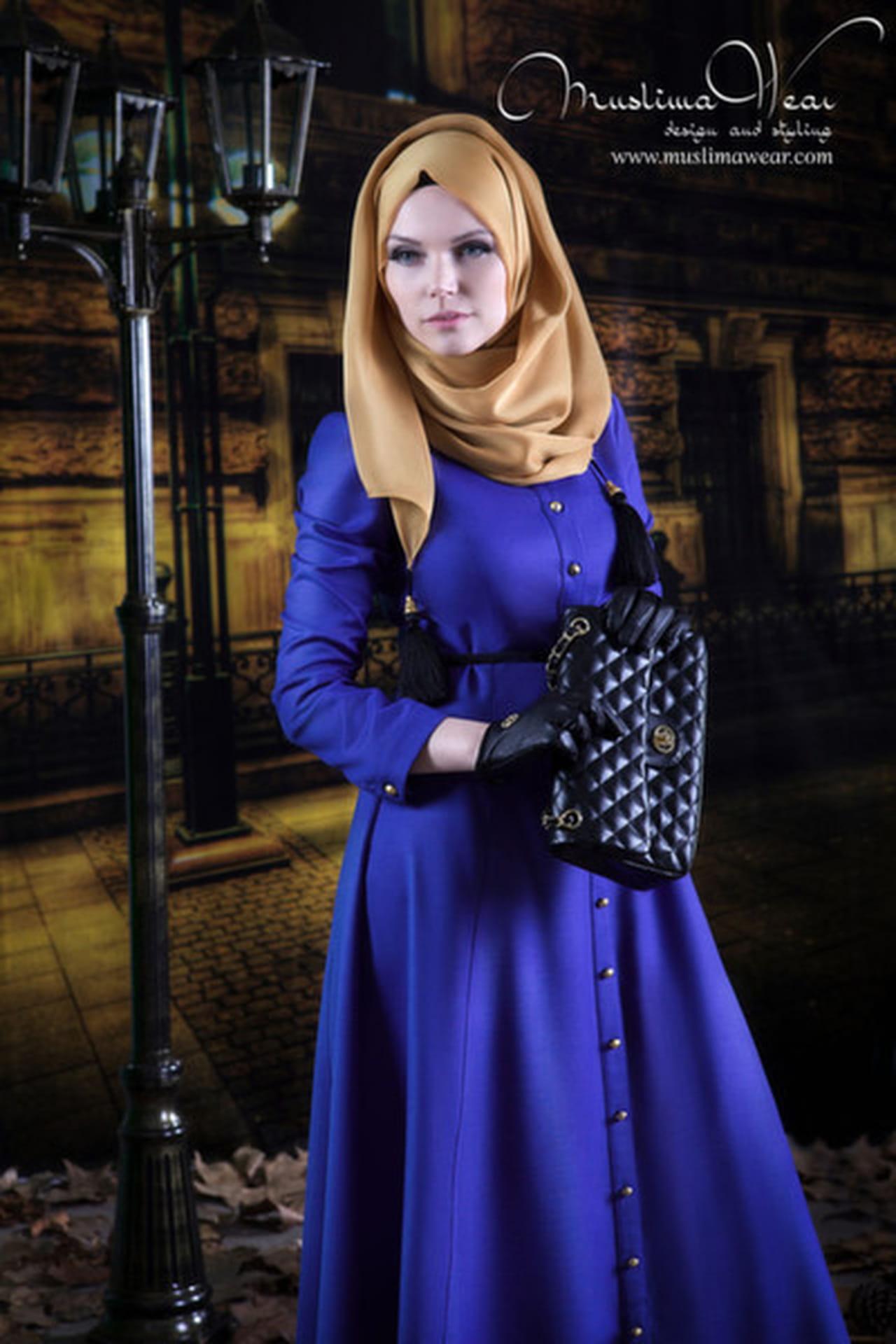 أفضل 10 إطلالات من أزياء Muslima Wear التركية  814320