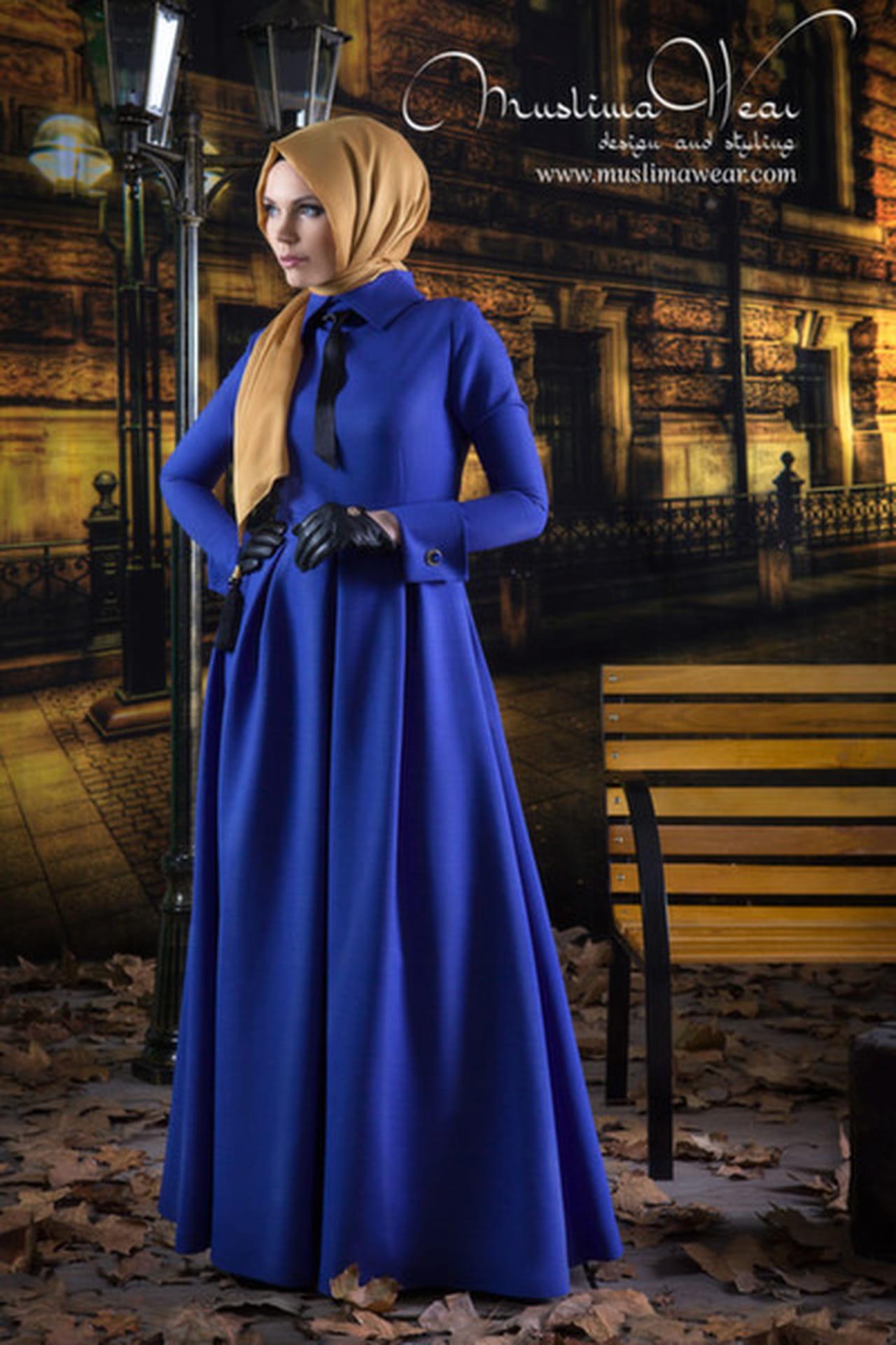 أفضل 10 إطلالات من أزياء Muslima Wear التركية  814316