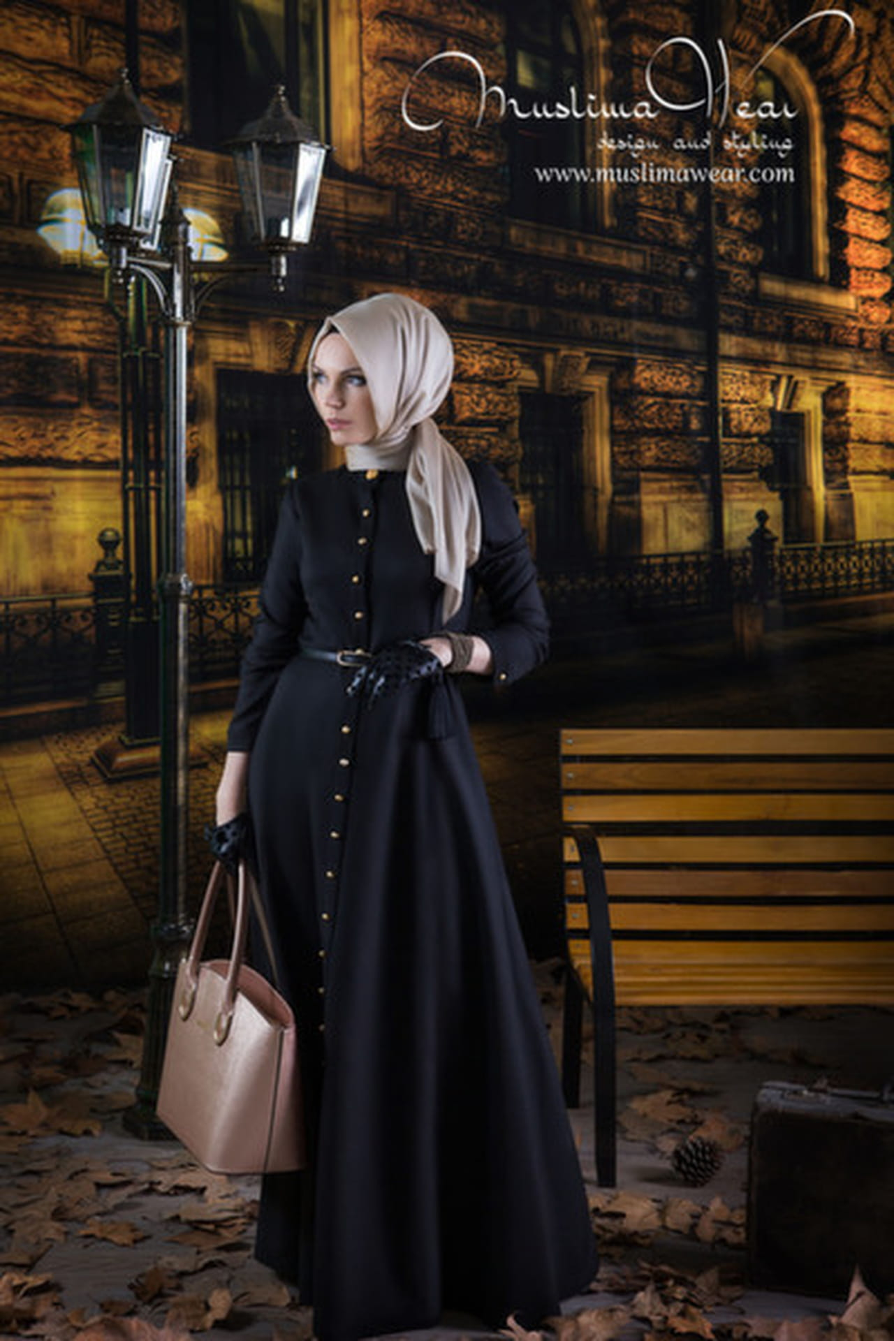 أفضل 10 إطلالات من أزياء Muslima Wear التركية  814317