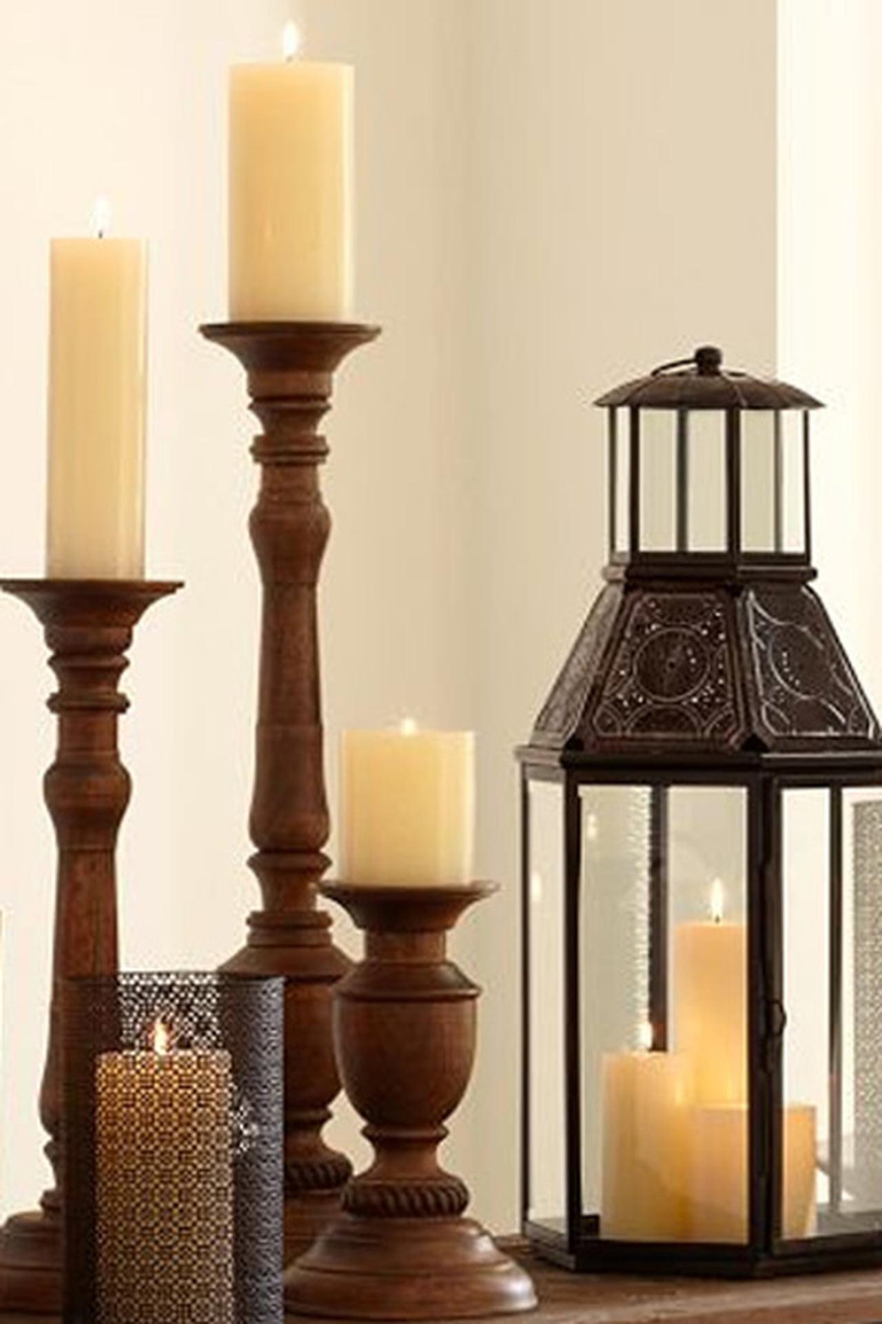 أجمل تصاميم حاملات الشموع الأنيقة والساحرة 788073