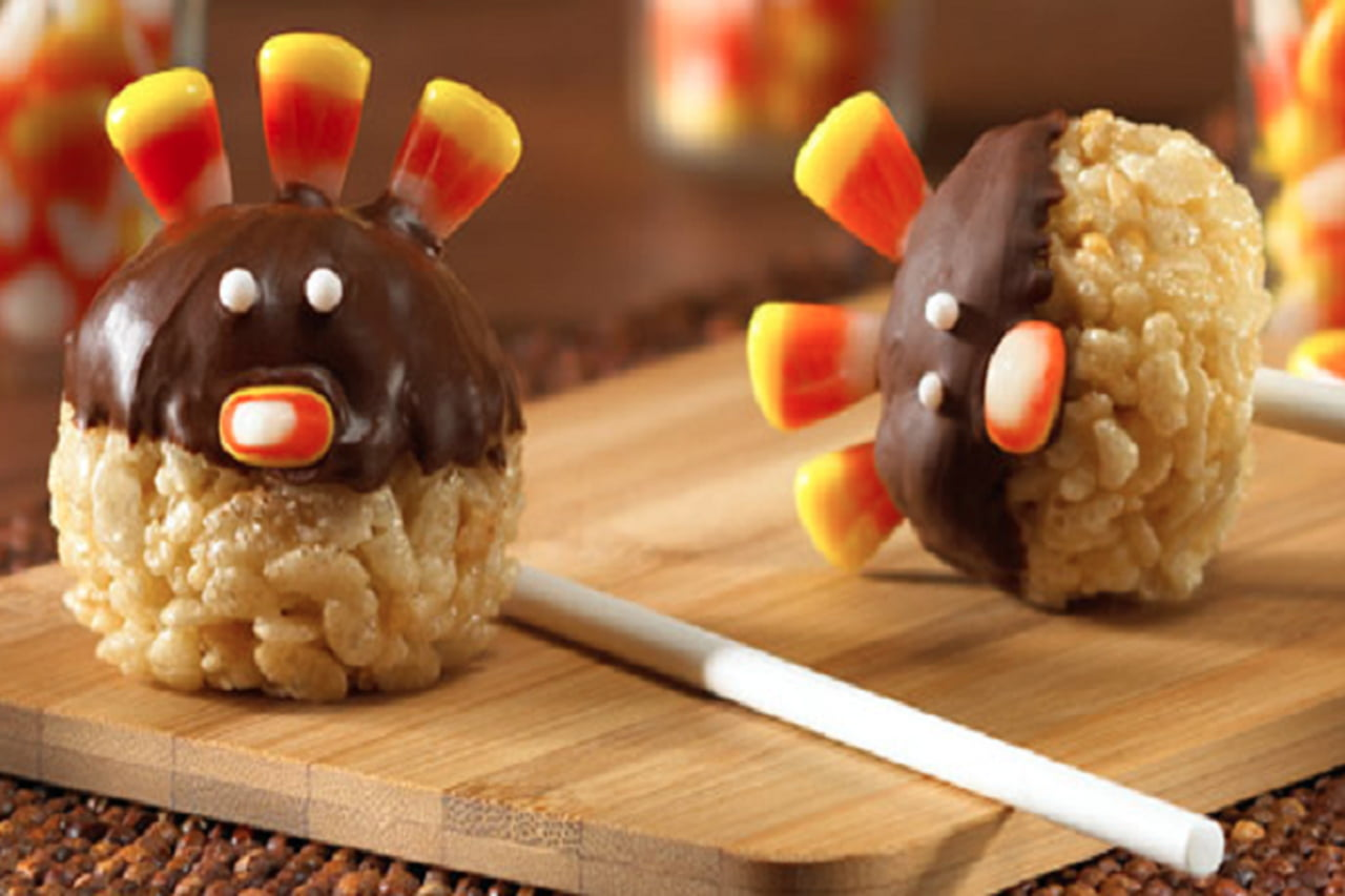 طريقة عمل حلوى الكريسبى للأطفال  812965