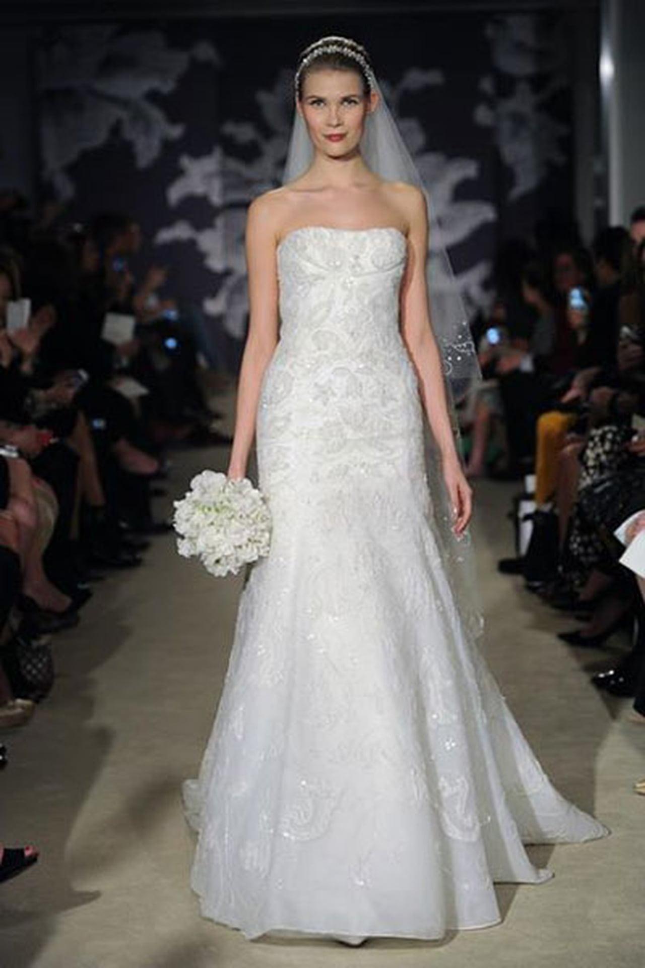 إبداع كلاسيكي في فساتين زفاف 817021