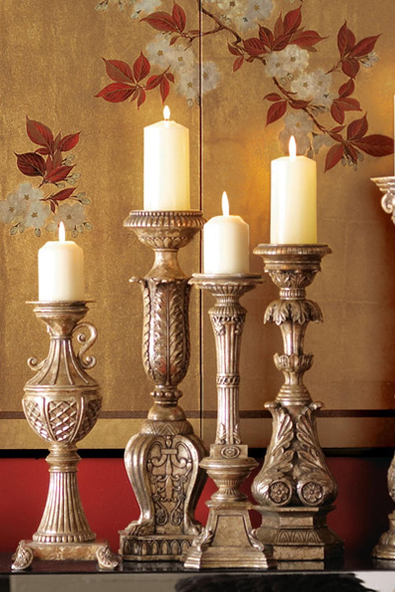 أجمل تصاميم حاملات الشموع الأنيقة والساحرة 788056